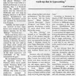 Millbrook Round Table May 2007 Article