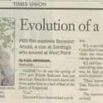 Times Union September 2007 Article