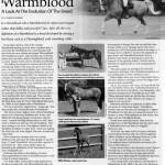 Horseman's Yankee Pedlar March 2004